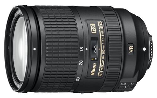 Nikon「AF-S DX NIKKOR 18-300mm f/3.5-5.6G ED VR」
