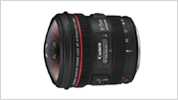 Canon EF8-15mm F4L FishEye USM