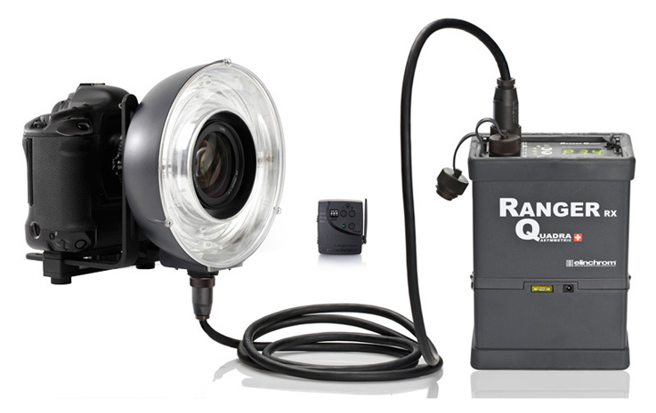 Ranger Quadra ECO Ringflash Set