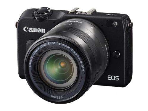 Canon「EOS M2」